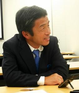 石田 寛(PSRプログラム講師 経済人コー円卓会議日本委員会 専務理事)